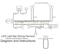 mictuning wiring harness diagram mictuning light bar wiring