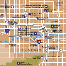 phx map sky harbour international airport airport maps maps and