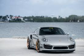 miami blue porsche turbo s silver gray limited edition porsche 911 turbo s on a beautiful