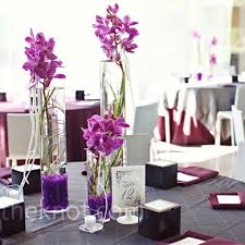 Purple Centerpieces 16 Best Wedding Stuff Images On Pinterest Barn Weddings Black