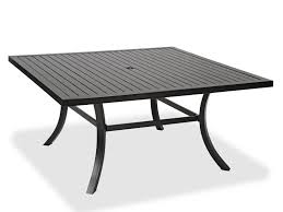 Square Patio Tables Guides To Choosing Metal Patio Table Furniture Backyard