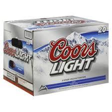 Coors Light 24 Pack Coors Light Reviews Find The Best Beer Influenster