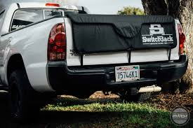 convertible toyota truck switchback tailgate pad review mtbr com