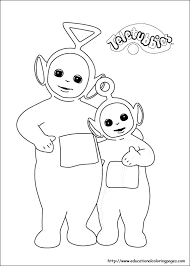 fun kids coloring pages teletubbies coloring pictures educational fun kids coloring