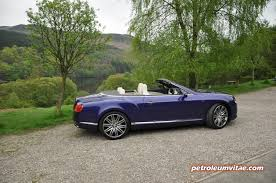 bentley dark green bentley continental gtc w12 speed convertible road test review by