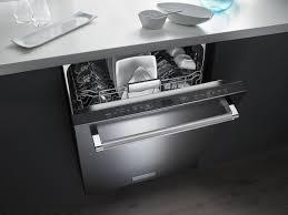 Kitchenaid Dishwasher Utensil Holder Kitchenaid Stainless Steel Dishwasher Kdtm354ess