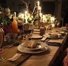 rustic dinner table settings 16 best rustic dinner party images on pinterest dinner parties