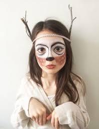 Deer Antlers Halloween Costume Flattery Deer Halloween Costume Tutorial Didnt