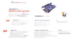 ecran bureau retourn beaglebone black getting started guide