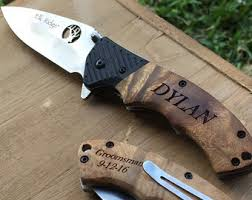 personalized knives groomsmen groomsmen gifts etsy