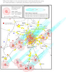 Moscow On Map Effect Of The Use Of Trident Against Moscow