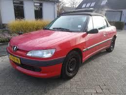 peugeot 306 convertible peugeot 306 cabriolet 1 6 apk nap 1998 benzine occasion te koop