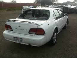 maxima nissan white 1997 nissan maxima parts car stk r7250 autogator sacramento ca