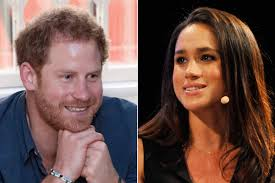 Meghan Markle And Prince Harry Prince Harry Smitten With U0027suits U0027 Star Meghan Markle Page Six