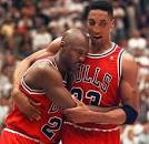 Michael Jordan's First Game Against Scottie Pippen | SneakerNews.