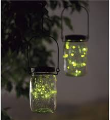 solar lights solar firefly jar decorative outdoor light solar accents