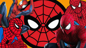 17 Best Images About Spider - the new spider man movie logo is the best one yet up at noon