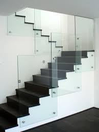 escalier garde corps verre garde corps verre gcv004 kozac