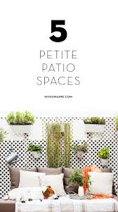 25 best small patio spaces ideas on pinterest small patio
