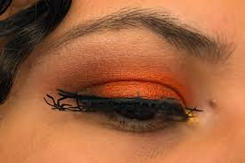 how to get into the halloween spirit blushing basics wet n wild fantasy makers entangled paper lashes