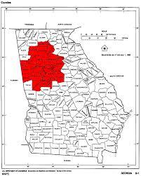 Atlanta Area Zip Code Map by Metro Atlanta Map My Blog