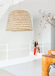 Design For Wicker Lamp Shades Ideas Create This Acorn Lamp By Wrapping Cotton Rope Around A Bottle