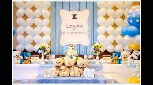 baby boy 1st birthday ideas 1st birthday party themes decorations at home for boys