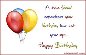 free text message birthday cards friendship birthday cards