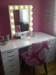 diy bedroom vanity diy makeup vanity mirror collection also fascinating bedroom with