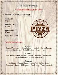 Pizza Barn Hours Pizza Barn And Bar