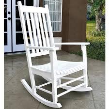 white porch rocking chairs garden furniture best front porch
