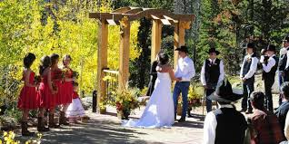lyons wedding venue peaceful valley resort conference center weddings