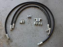 2006 2010 1 2 allison transmission cooler hose set 10300 2006