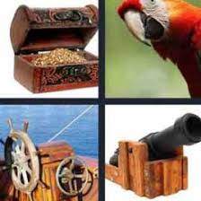 4 pics 1 word treasure chest what u0027s word answers