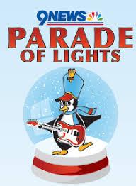 denver parade of lights 2017 parade of lights denver co december 1 2 2017