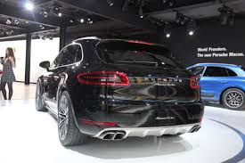 porsche macan 2013 porsche macan pricing and specifications from 84 900 photos 1