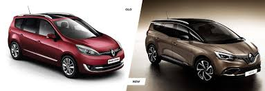 old renault 2016 renault scenic and grand scenic old vs new carwow