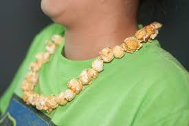 how to make a popcorn necklace 6 steps with pictures wikihow