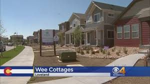 Bermed House Wee Cottages Come To Loveland Youtube