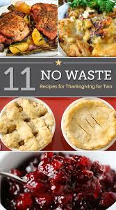 thanksgiving thanksgiving dinner for two recipes food best ideas