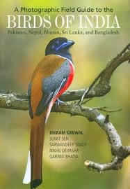 new book a photographic field guide to the birds of india