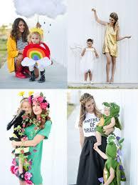Mother Daughter Halloween Costume Creative Mom Kid Halloween Costumes Halloween Costumes