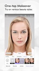 try new hairstyles virtually 360 degree perfect365 one tap makeover android apps on google play