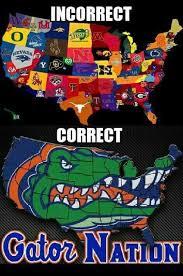 Florida Gator Memes - 02d653bda157e2b125c15ed993543a5e college football teams football