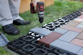 Patio Paver Installation Instructions by How To Install Azek Pavers Home Improvement Projects To Inspire