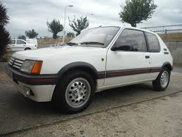 peugeot 205 gti for sale 1987 peugeot 205 gti 1 6 phase 1 car years