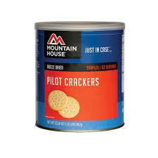 Mountain House Food House Pilot Crackers 30 58 Oz