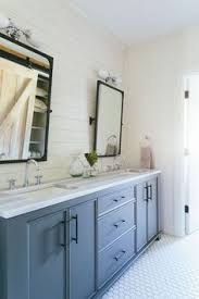 Grey Vanity Bathroom by Diy Home Renovations Bath House And Masculine Bathroom