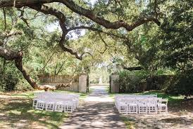 wedding venues in carolina gorgeous outdoor wedding venue in south carolina at brookgreen
