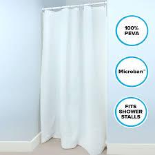 Shower Curtain Liner For Shower Stall Best 25 Shower Stall Curtain Ideas On Pinterest
